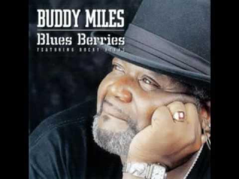 Buddy   Miles - Blues Berries - 2002 - Compassion For The Blues - Dimitris Lesini Greece