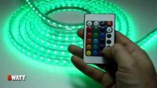 Контроллер RGB OEM 220V 600W IR 24 кнопки обзор и спецификация(, 2014-03-29T12:56:29.000Z)