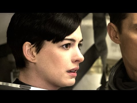 "Anne Hathaway on ""INTERSTELLAR"" - PATZE TALKS"