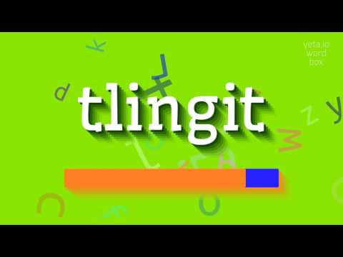 """How to say """"tlingit""""! (High Quality Voices)"""