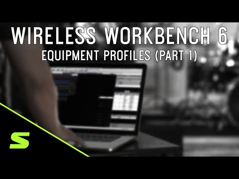 Shure WWB6: Equipment Profiles (Part 1)