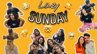 Lazy Sunday / Narula Family / Narula Couple