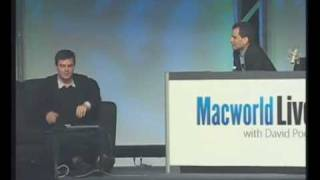 Matt Reveals the Hoax is a Hoax at MacWorld