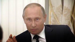 """Путин популярно объяснил Порошенко смысл строк """"Прощая, немытая Россия"""""""