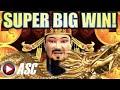 ★SUPER BIG WIN! EXTRA EXTRA BONUS WILDS!★ CHOY COIN DOA Slot Machine Bonus (Aristocrat)