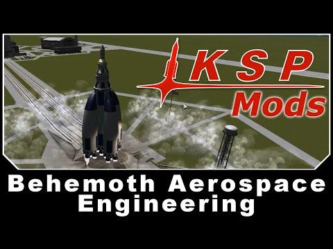 KSP Mods - Behemoth Aerospace Engineering