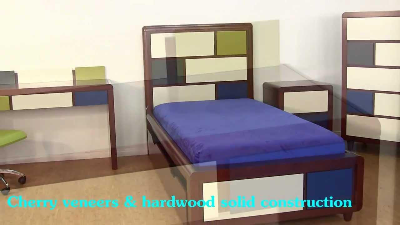 Paul Frank Bedroom In A Box: PAUL FRANK COLORS BEDROOM FURNITURE