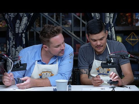 WATCH: From Nibbing to Painting | G&S Painters Guild | Season 1, Episode 7