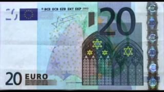 el ojo de horus en el billete de 20 euros