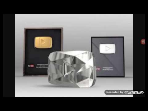 comment avoir le troph e youtube 10 millions abonn s en 7 mois youtube. Black Bedroom Furniture Sets. Home Design Ideas
