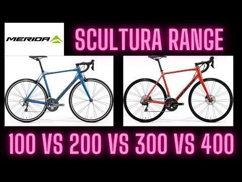 Merida Scultura 2021 AL Range | Scultura 100 vs Scultura 200 vs Scultura 300 vs Scultura 400