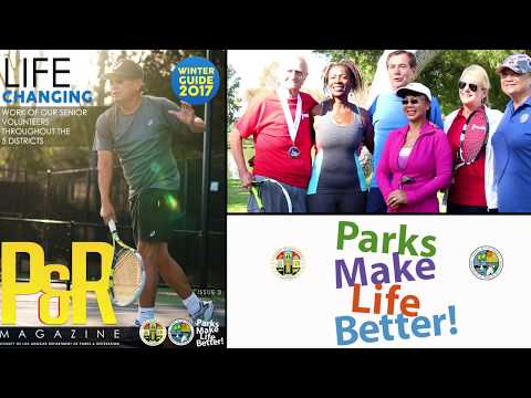 Los Angeles County Department of Parks and Recreation Winter Online Magazine