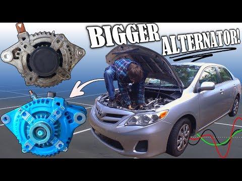 Installing a BIGGER