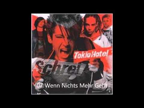 Tokio Hotel Schrei album