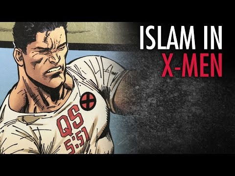 Muslim X-Men artist fired for hidden messages
