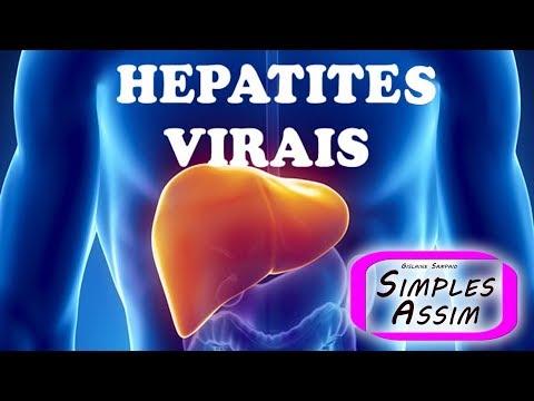 Hepatites Virais, A,B,C,D,E - Arlindo Shiesari Júnior, infectologista
