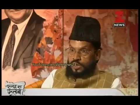 Watch angry Maulana on Tarek Fateh | Fatah Ka Fatwa फतह का फतवा   Full Episode 5
