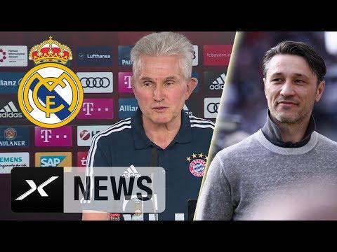 Jupp Heynckes über Real Madrid, Niko Kovac und Cristiano Ronaldo | FC Bayern München | SPOX