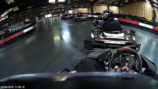 [DEMO] Racing at Capital Karts London