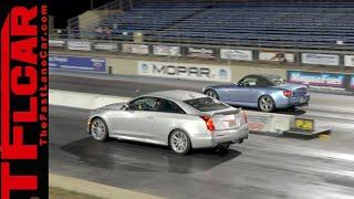 2016 Cadillac ATS-V: How fast is Cadillac