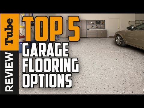✅Garage Floor: Best Garage Floor (Buying Guide)