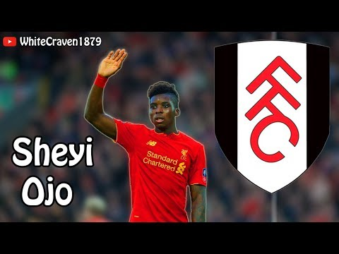 Sheyi Ojo - Welcome to Fulham (Best Moments, Goals, Assists and Skills Youth and Professional)