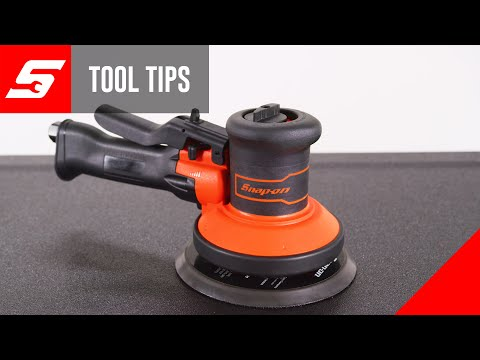 Hand Sanders | Snap-on Tool Tips