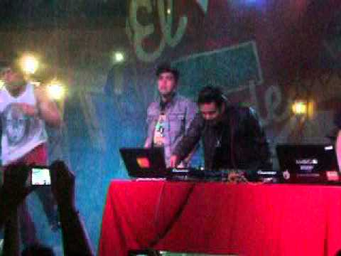 3ball mty live at plaza mexico part 2