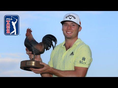 Sam Burns' winning highlights from Sanderson Farms