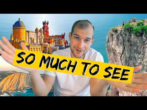 10 Best Day Trips from Lisbon, Portugal 🇵🇹
