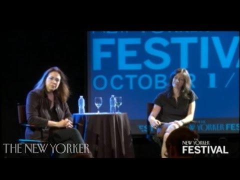 Lorrie Moore & Deborah Treisman in conversation - The New Yorker Festival - The New Yorker