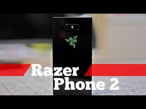 Razer Phone 2 - лучший игровой смарт?
