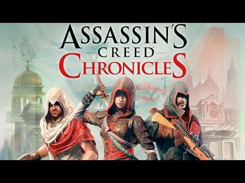 Assassin's Creed Chronicles : India | รวม Cut-Scene ทั้งหมดของเกม [ซับไทย]