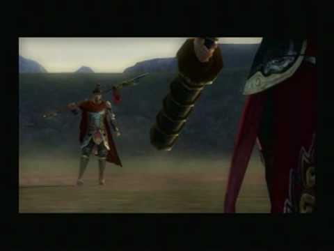 Dynasty Warriors 6: Jiang Dong-Taishi Ci Versus Sun Ce