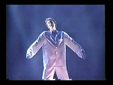 EFX starring TOMMY TUNE - Dress Rehearsal - January 1999
