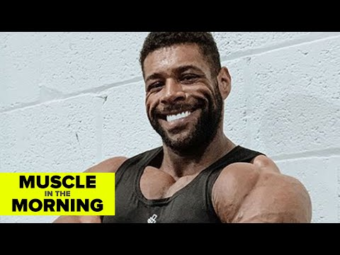 NATHAN DE ASHA SMASHES CHEST Muscle in the Morning 62519