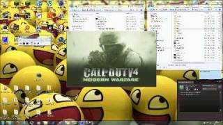 Comment hacker son niveau a Call Of Duty 4:Modern Warfare 1