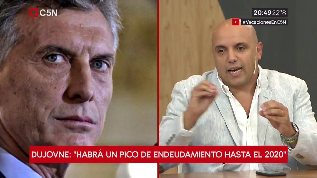 Debate en Remix de Noticias: fuga de divisas y la economía en el Gobierno de Macri