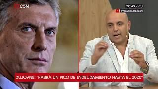 Debate en Remix de Noticias: fuga de divisas y la economía ...