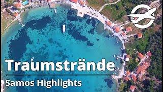 Samos Highlights ☀️ Die schönsten Strände der griechischen Insel ☀️