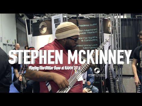 Steve McKinney NAMM 2016