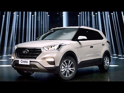 Novo Hyundai Creta 2017, New Tucson, New Elantra Sal o 2