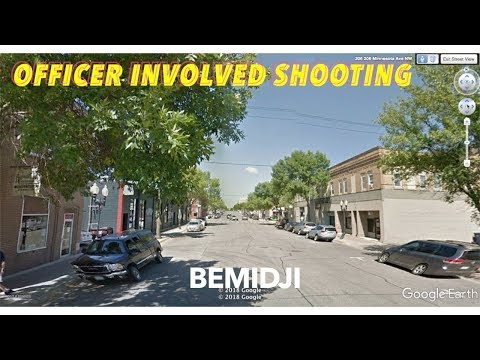 Bemidji Police Chief Urges Patience In Wake Of Officer Involved Shooting