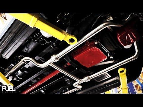 1958 Chevrolet Apache Exhaust Build With Sounds - Fuel Garage