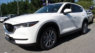 New 2019 Mazda CX-5 Lutherville MD Baltimore, MD #Z9677041