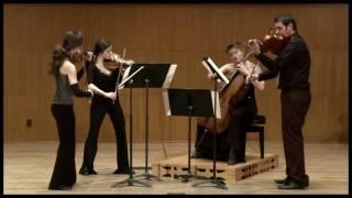 Ravel String Quartet in F major - 2nd movement