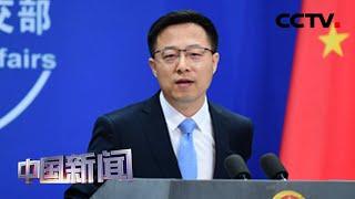 [中国新闻] 中国外交部:支持世卫组织在全球抗疫合作中继续发挥领导作用 | 新冠肺炎疫情报道