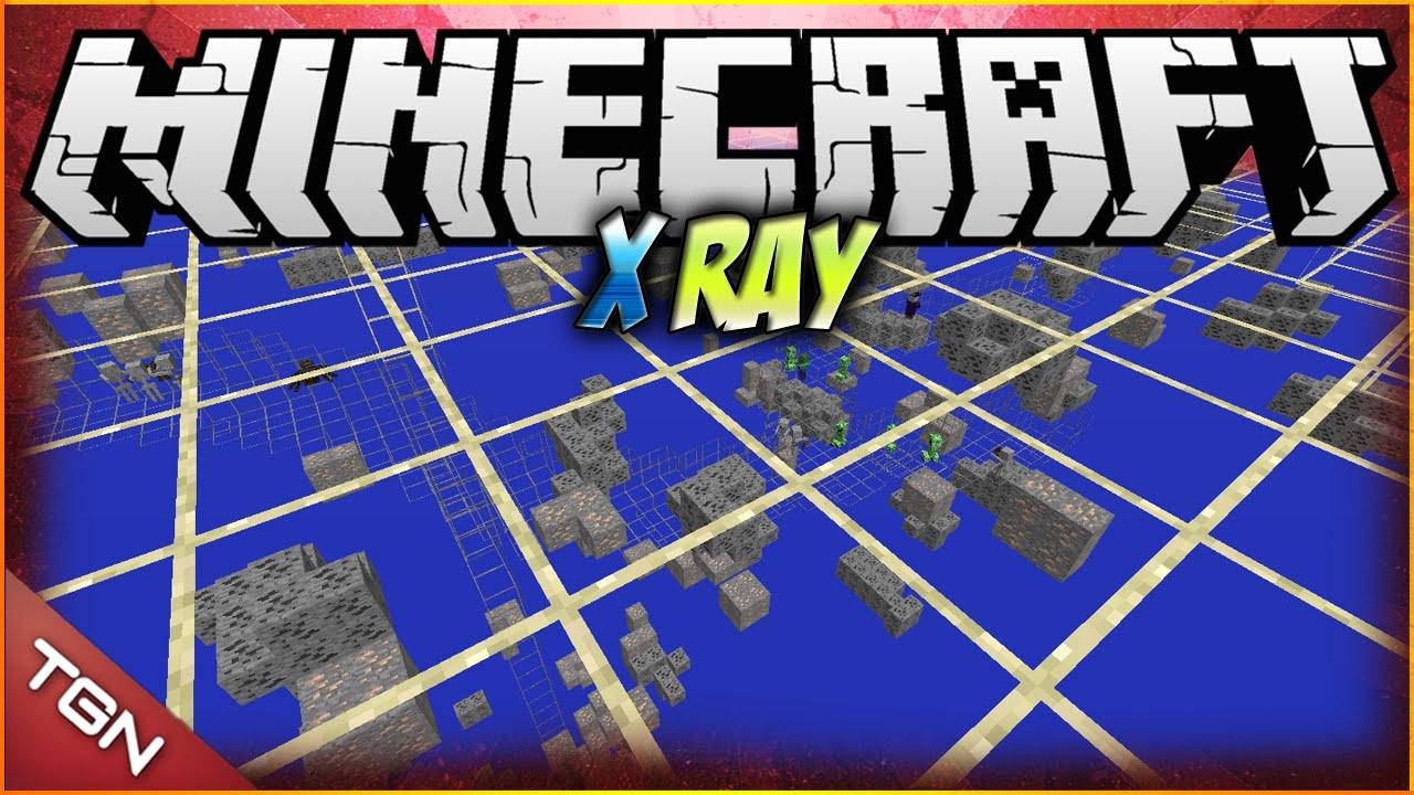 Minecraft 9.9.X  Resourcepacks: X- Ray Ultimate [ X RAY SIN MODS! ]