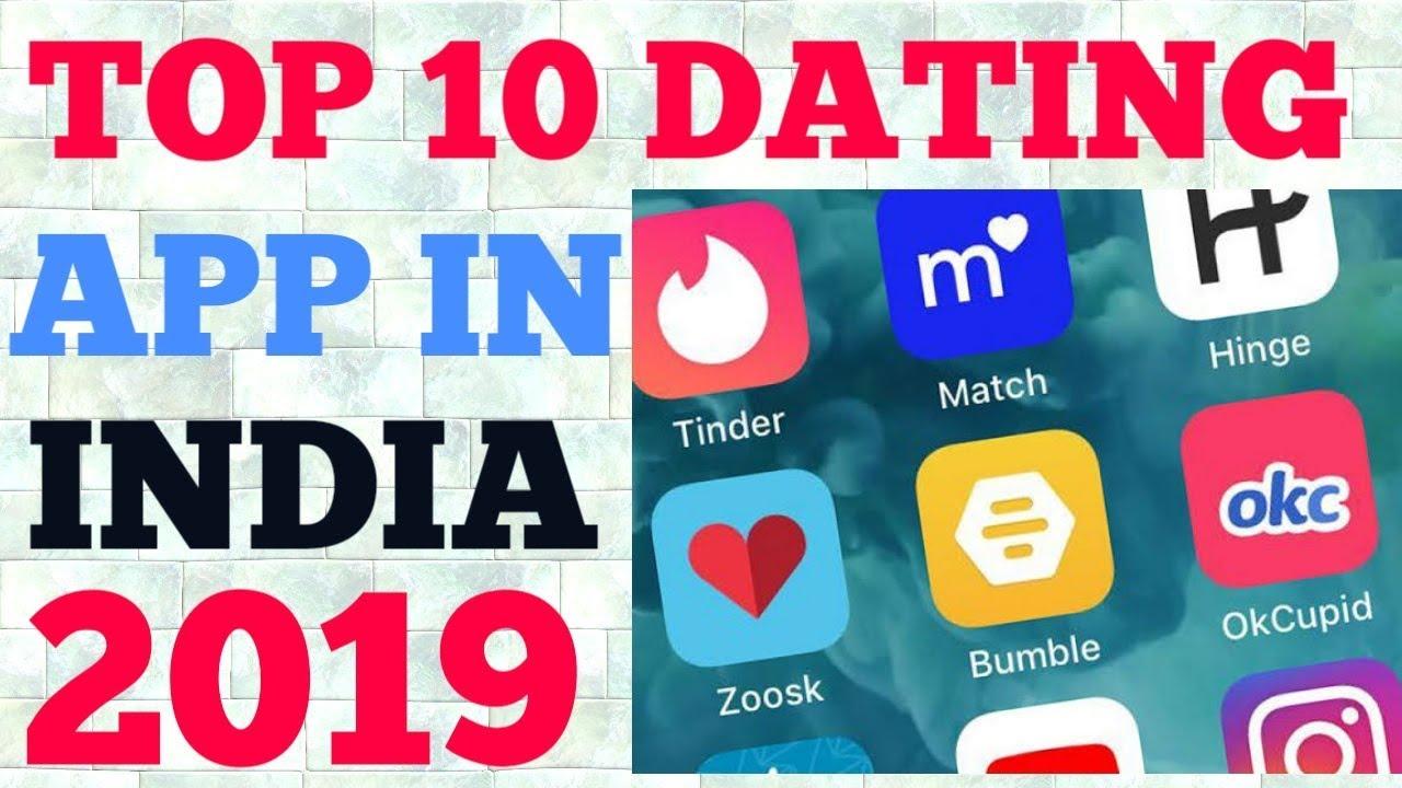 Top tien dating app in India