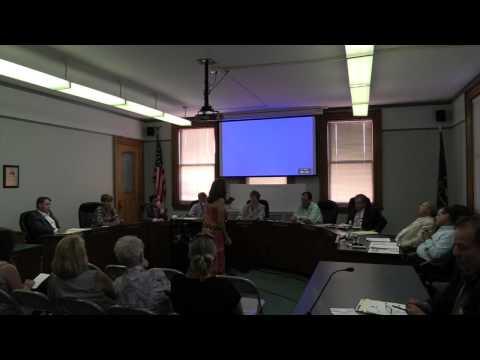 Scranton SD Board of Education General Purposes Meeting 6-30-14